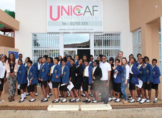 Secondary School Students Visit UUMA Campus