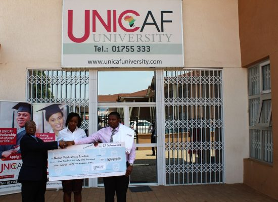 "Unicaf University Sponsors ""Mothers Fun Run"" to Raise Funds for Queen Elizabeth Central Hospital"