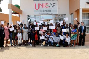 Unicaf University Malawi Offers Free Computer Lessons