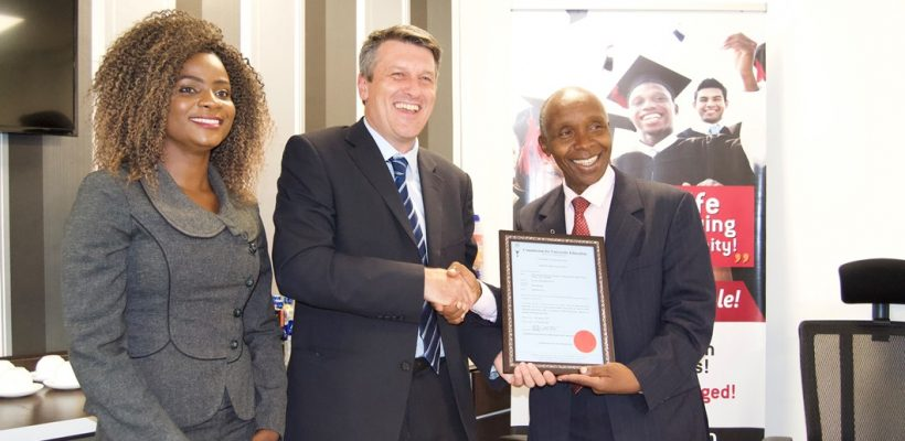UNICAF UNIVERSITY RECEIVES LICENSE FROM THE COMMISSION FOR UNIVERSITY EDUCATION IN KENYA
