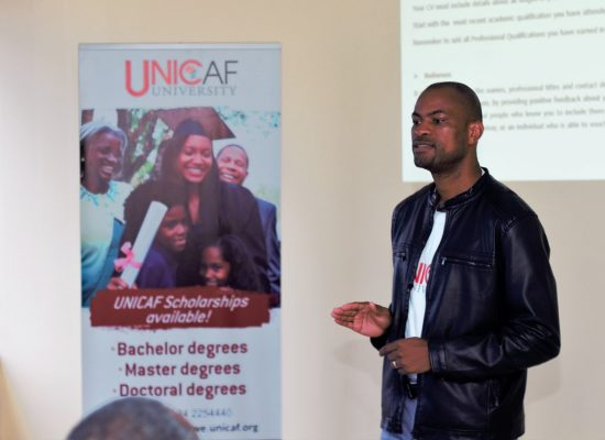 UNICAF UNIVERSITY ZIMBABWE CONTINUES TO OFFER FREE TRAINING WORKSHOPS