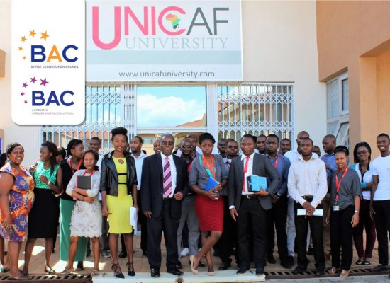 Unicaf University earns full accreditation by the British Accreditation Council
