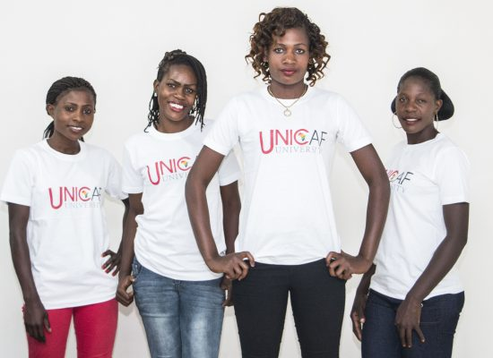 Unicaf University funds National Netball Team's Trip