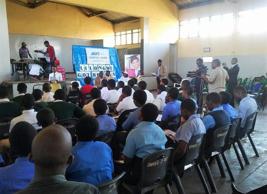 Unicaf University Sponsors School Competition in Malawi