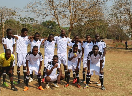 Unicaf University Malawi Students Win the Match