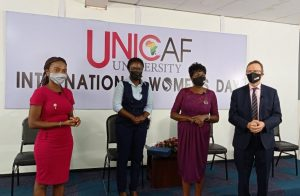 UNICAF UNIVERSITY HOSTS AN OPEN LECTURE BY THE OMBUDSMAN OF MALAWI TO COMMEMMORATE INTERNATIONAL WOMEN'S DAY