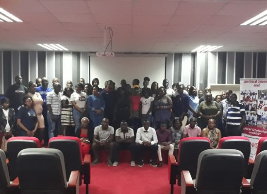 Unicaf University Zambia Invites Students to a Film Screening