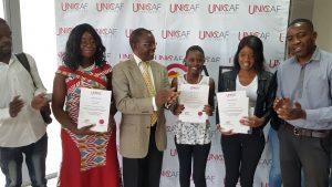 UUZ 1st Essay Competition Winners